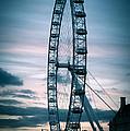 London Eye by Bill Howard