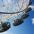 London Eye by Javier Loba