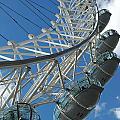 London Eye by Pam  Elliott