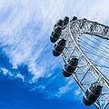 London Eye by Tomasz Wozniak