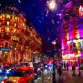 London Night by Chris Butler