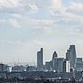 London Panorama by Matt Malloy