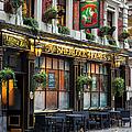 London Pub by Brian Jannsen