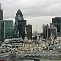 London Skyline by Calvin Mullins