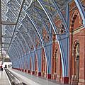 London St Pancras by Ann Horn