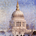 London St Pauls Fog 02 by Pixel Chimp