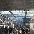 London Train Station by James Potts
