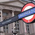 London Underground 1 by Nigel R Bell