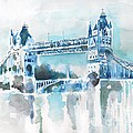 Londres- Tower Bridge by Ahmed Abbas