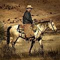 Lone Cowboy by John Forrey