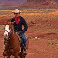 Lone Rider by Jim Garrison