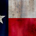 Lone Star Flag by Dan Sproul