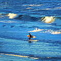 Lone Surfer 1 by CHAZ Daugherty