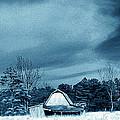 Lonely Barn by Nina Fosdick
