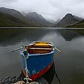 Lonely Boat by Dan Breckwoldt