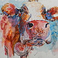Lonely Cow by Louise Fletcher