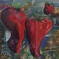Lonely Peppers by Bianca Romani