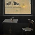 Lonely Bar Scene by Doc Braham