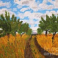 Lonely Road by Vicki Maheu