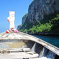 Long Boat Tour - Phi Phi Island - 0113157 by DC Photographer