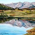 Long Draw Reservoir by Mary Benke
