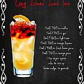 Long Island Iced Tea by Mark Rogan