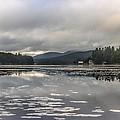 Long Lake Long View by David Stone