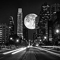 Long Nights Moon by Rob Dietrich