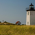 Long Point Lighthouse  by Pat Lucas