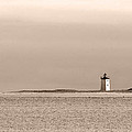 Long Point Sentinel Provincetown Massachusetts by Michelle Wiarda-Constantine