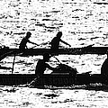 Longboat Races by Trever Miller