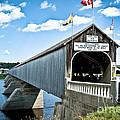 Longest Covered Bridge by Cheryl Baxter