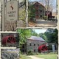 Longfellow's Grist Mill by Patricia Urato