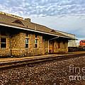 Longmont Depot by Jon Burch Photography