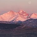 Longs Peak 4 by Aaron Spong