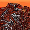 Longs Peak - Colorado by David G Paul