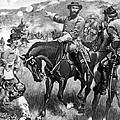 Longstreet At Gettysburg by Henry Alexander Ogden