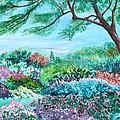 Longwood Gardens by Aine Khell