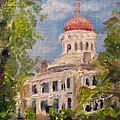 Longwood Natchez Mississippi by Susan Elizabeth Jones