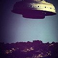 Look... It's A Flying Saucer by Trish Mistric