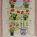 Look Through My Window Again by Mary Ellen Mueller Legault