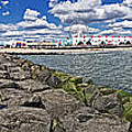 Looking At Ocnj by Tom Gari Gallery-Three-Photography