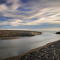 Looking At The Sea by Guido Montanes Castillo