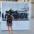 Looking Back In Time - Lisbon by Mary Machare