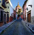 Looking Down Aldama Street, Mexico by John Shaw