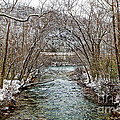 Looking Down Clifty Creek by Paul Mashburn