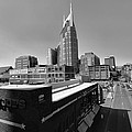 Looking Down On Nashville by Dan Sproul