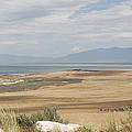 Looking North From Antelope Island by Belinda Greb