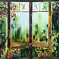 Looking Out by Patti Ferron