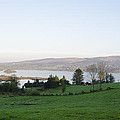 Looking Over Lough Eske - Donegal Ireland by Bill Cannon